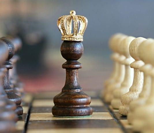 šah plemenita igra