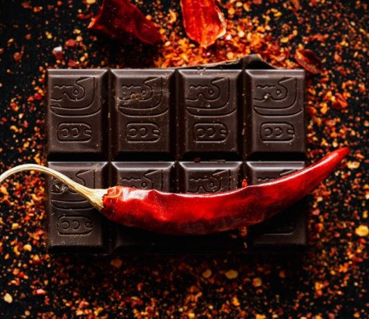 čokolada-paprika